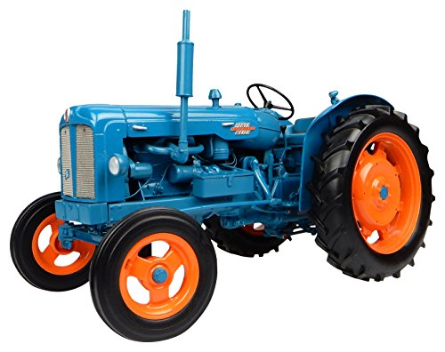 Universal Hobbies Fordson Power Major Die Cast 1958 Vintage Tractor Scale 1:16