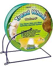 Ware Manufacturing Metal Small Pet Tread Exercise Wheel, Medium