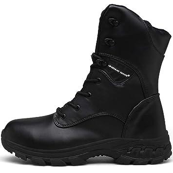 mejores zapatos el precio más bajo compra venta Botas de Combate Transpirables de los Hombres Comando ...