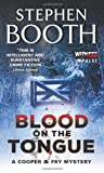 Blood on the Tongue, Stephen Booth, 0062350447