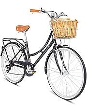 دراجة بلاتينيوم سيتي 26 انش من سبارتان، لون اسود، موديل SP-3122-S