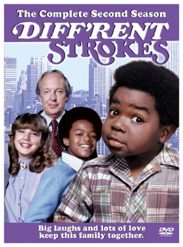 Diffrent Strokes - The Complete Second Season