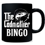 The Codmother Bingo Custom Name Fishing Mothers Day - Mug
