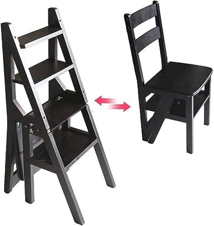 Chair Silla Multifuncional de 4 escalones - Escalera de ...