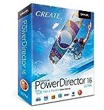 Software : Cyberlink PowerDirector 16 Ultra