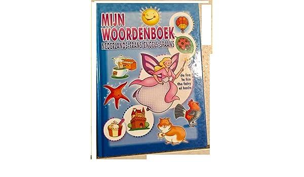mijn woordenboek nederlands spaans