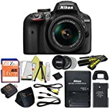 Nikon D3400 24.2 MP Digital SLR Camera (18-55mm, Retail Packaging)