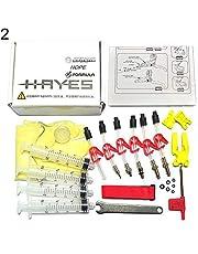 YSHTAN Bike Bleed Tool Bike Onderhoud & Gereedschap Reparatie Tool Fiets Hydraulische schijfrem Bleed Tool Kit voor AVID Sram Formule Hayes - 2