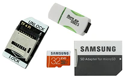 COM-FOUR para Raspberry Pi - Micro Adaptador de tarjeta SD ...