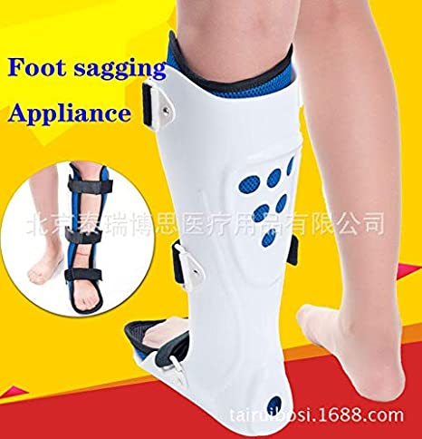 434358c1de Buy HITSAN department of orthopedics medical care of lower extremity foot  support legs leg brace bracket resin orthotics foot drop Online at Low  Prices in ...