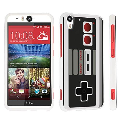 DuroCase ® HTC Desire EYE Hard Case White - (Game Controller)