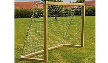 Outdoor Garten Holz Fussball Tor Aus Kiefer Fichte Mit