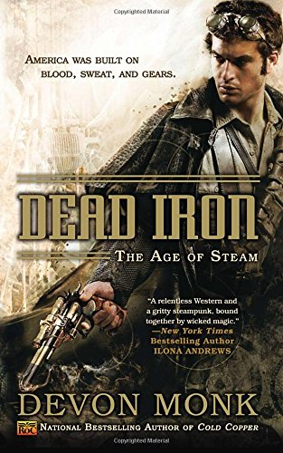 book cover of Dead Iron