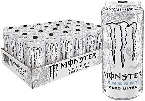 Energy & Sports Drinks: Monster Ultra