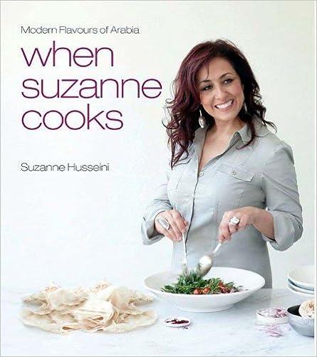 Book When Suzanne Cooks