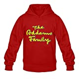 The Addams Family 2 Clothing For Men 100% Organic Cotton M Red]