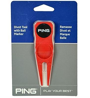 Ping Golf- Divot Tool & Ball Marker