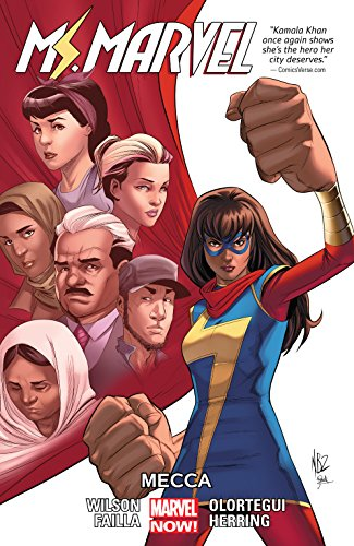 Ms. Marvel Vol. 8: Mecca (Ms. Marvel (2015-)) by [Wilson, G.]