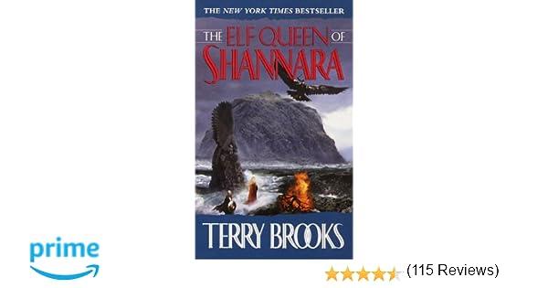 The Elf Queen Of Shannara (Heritage Of Shannara, Book 3): Terry ...