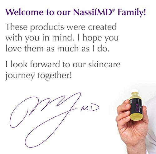 NassifMD Night Time Age-Defying Concentrated Serum