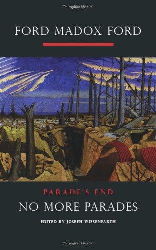 No More Parades: A Novel (Parade's End)
