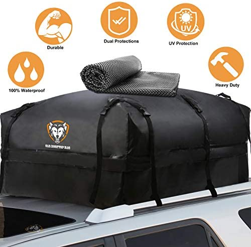 Waterproof Rooftop Cargo Carrier Reinforced product image