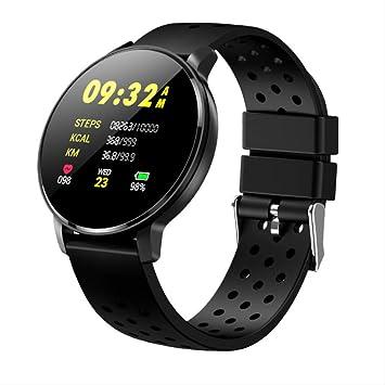 SMSTG Fashion Sports Smart Watch Men Women Fitness Tracker Man ...