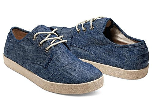 akers Light Blue Chambray Mens 8 ()