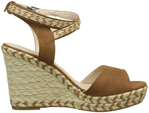 The Women's 004 Sandals Cécilia Camel Brown Divine Factory Platform gpEPqwxgr1