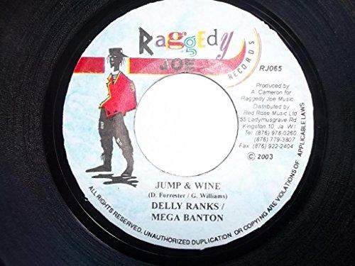 DELLY RANKS & MEGA BANTON Jump & Wine / IMPULSE & LADY SAW Tease Me 7