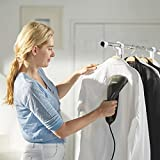 Aicok Portable Garment Steamer Handheld Fabric Steamer 20s Fast Heat-Up Travel Steamer 1000W Powerful Clothes Steamer with Travel Pouch, Heat Resistant Mitt and Brush