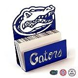Gameday Ironworks Florida Gators Steel Business Card Holder