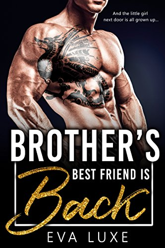 Brother's Best Friend is Back cover