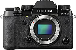 Image of the product Fujifilm   X T2 that is listed on the catalogue brand of Fujifilm. This item has been rated with a 4.9 scores over 5