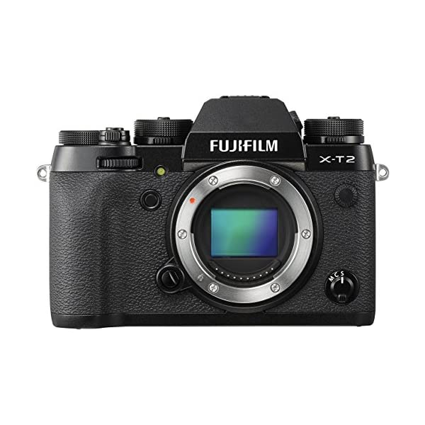 51wE4CFZpyL. SS600  - Fujifilm X-T2 Mirrorless Digital Camera (Body Only)