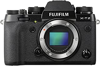Fujifilm X-T2 Mirrorless Digital Camera, Black (Body Only) (B01I3LNMAM) | Amazon price tracker / tracking, Amazon price history charts, Amazon price watches, Amazon price drop alerts