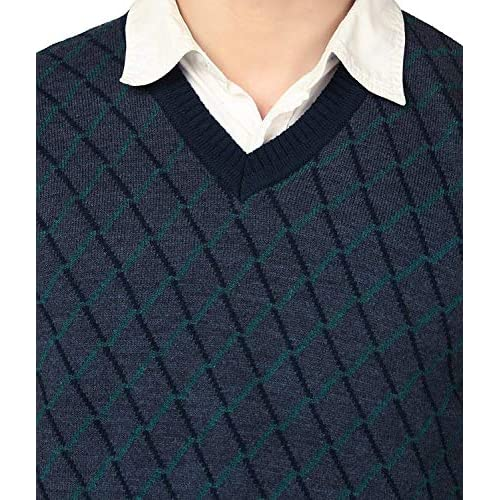 51wE4kF3RKL. SS500  - aarbee Men's Blended Sweater