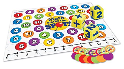 51wE5X3lDoL - Learning Resources Math Marks The Spot Floor Game