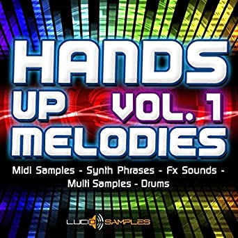 Amazon com: Hands Up Melodies Vol  1 - Collection of Midi
