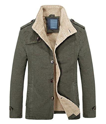 Long 2 Button Jacket - 4