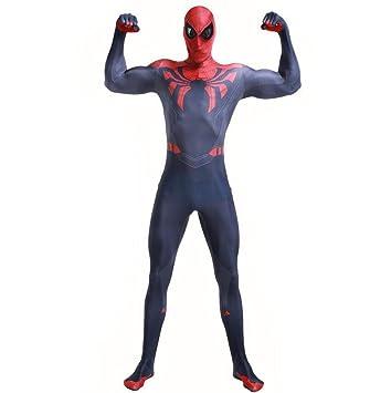 ASJUNQ Último Traje De Spiderman Medias De Cosplay ...