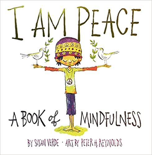 Top Vegan Children Books I am peace