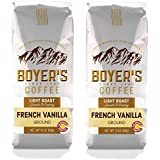 French Vanilla Flavored Coffee, Ground, 2-Pack (1.5Lb) Basic Facts