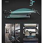 HAOYF-Monopattino-Elettrico-per-Adulti-con-Motore-da-250W-Display-LCD-Distanza-Massima-da-23-Km-Scooter-Pieghevole-per-Pendolari-Carico-Massimo-100-kg