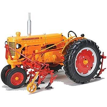 Amazon com: Massey Ferguson 1100 Gas Narrow Front Tractor 1/16 by