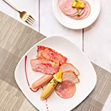 Chrider Placemats Set of 4, Heat-Resistant Woven