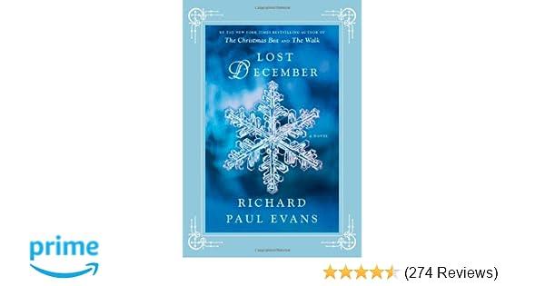 lost december evans richard paul