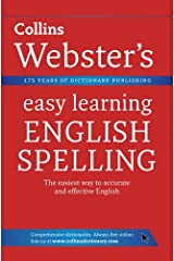 English Spelling (Collins Webster's Easy Learning) Paperback