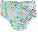 Swim Time Girls' Little Reusable Swim Diaper UPF