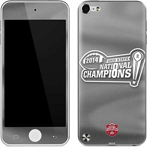 Ohio State University iPod Touch (5th Gen&2012) Skin - Football Champions Ohio State 2014 Vinyl Decal Skin For Your iPod Touch (5th Gen&2012) (Ipod Touch 5 Cases Ohio State)